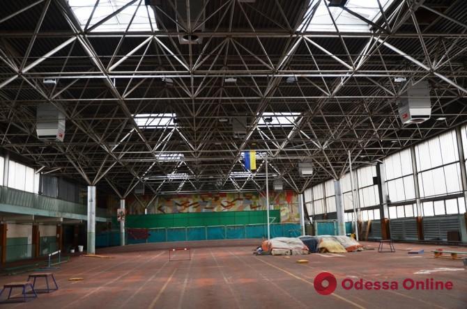 Областная власть планирует лечить пациентов c COVID-19 в спорткомплексе «Олимпиец»