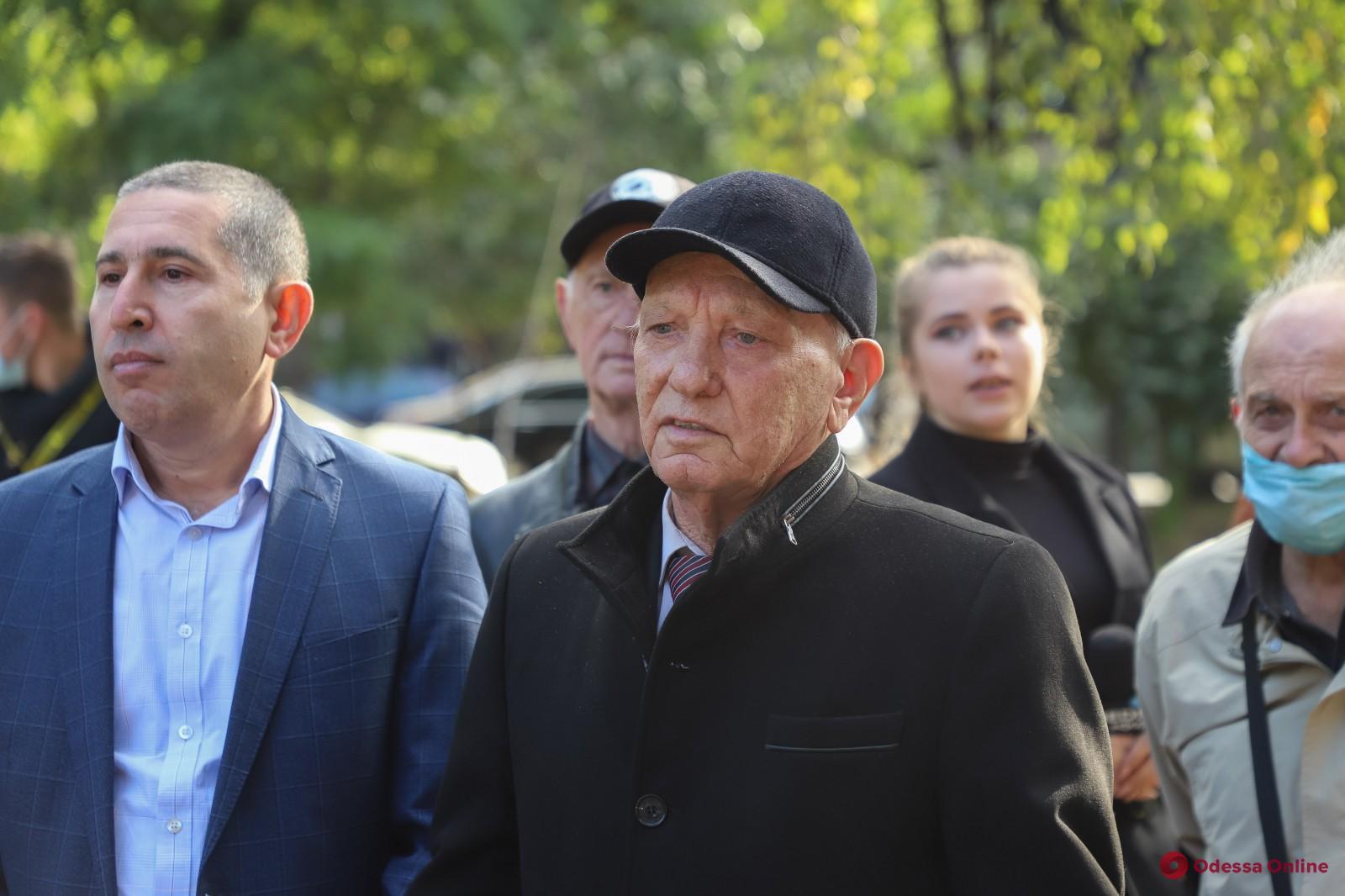 В Прохоровском сквере планируют построить музей Холокоста