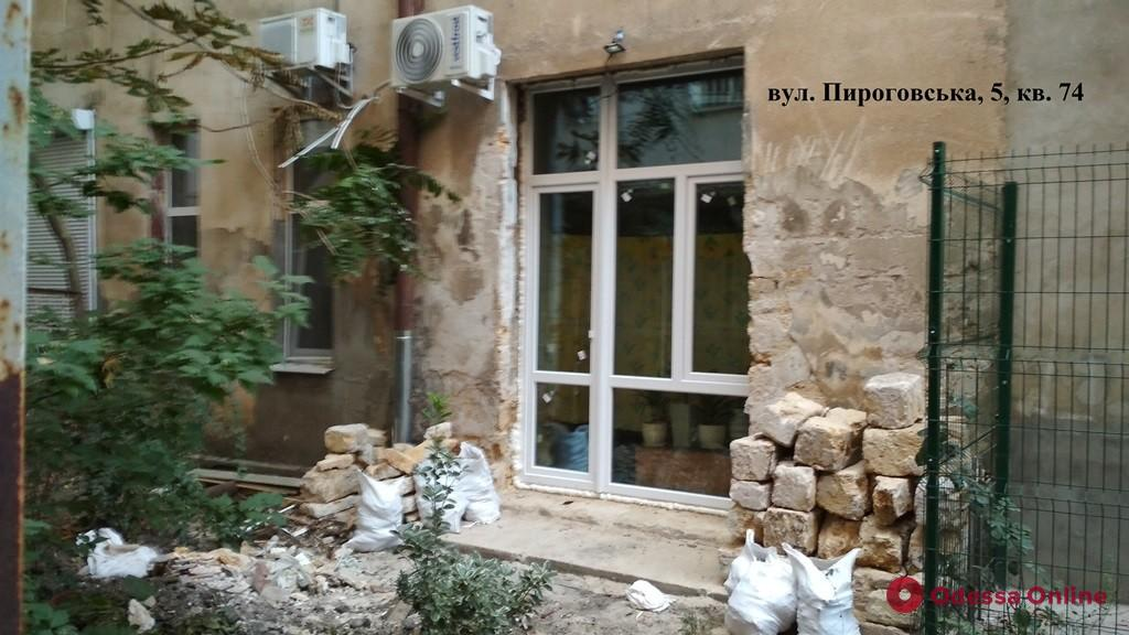 ГАСК обнаружил за неделю 24 объекта самовольного строительства в Одессе