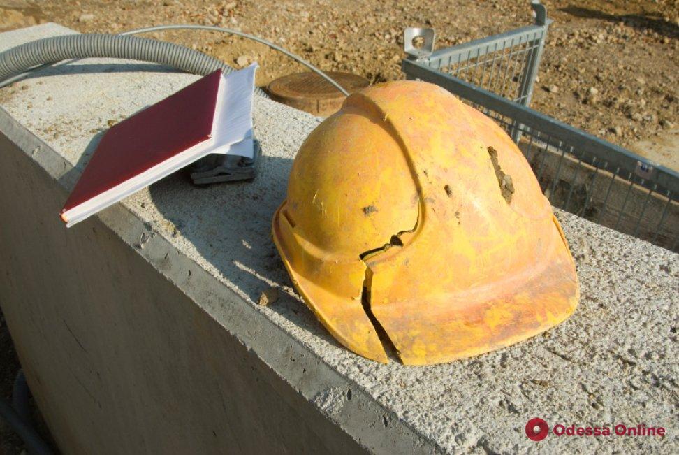 На стройплощадке на поселке Котовского обрушились конструкции — есть погибшие (обновлено)