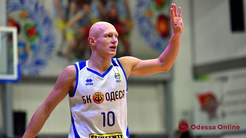 Человек-Бумеранг: известный украинский баскетболист вновь вернулся в БК «Одесса»