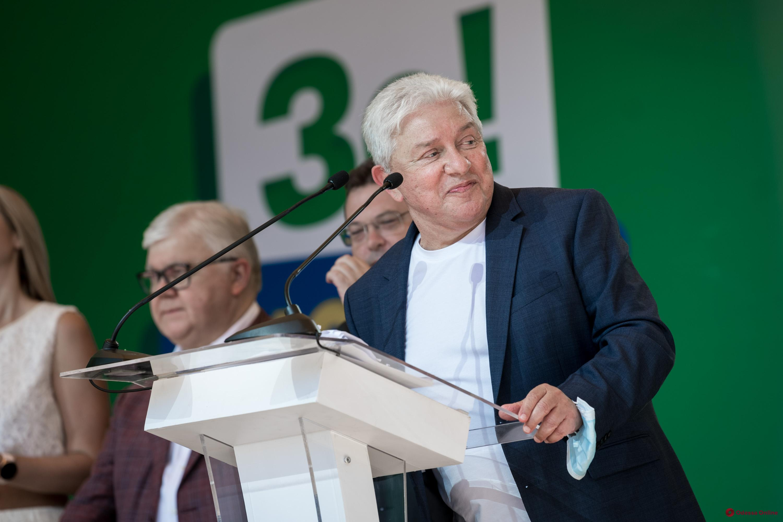 Филимонов остался один: ЦИК сняла с регистрации четырех его однофамильцев