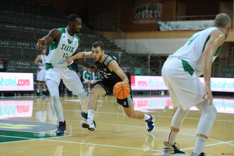 Баскетбол: «обескровленный» «Химик» проиграл четвертый матч подряд