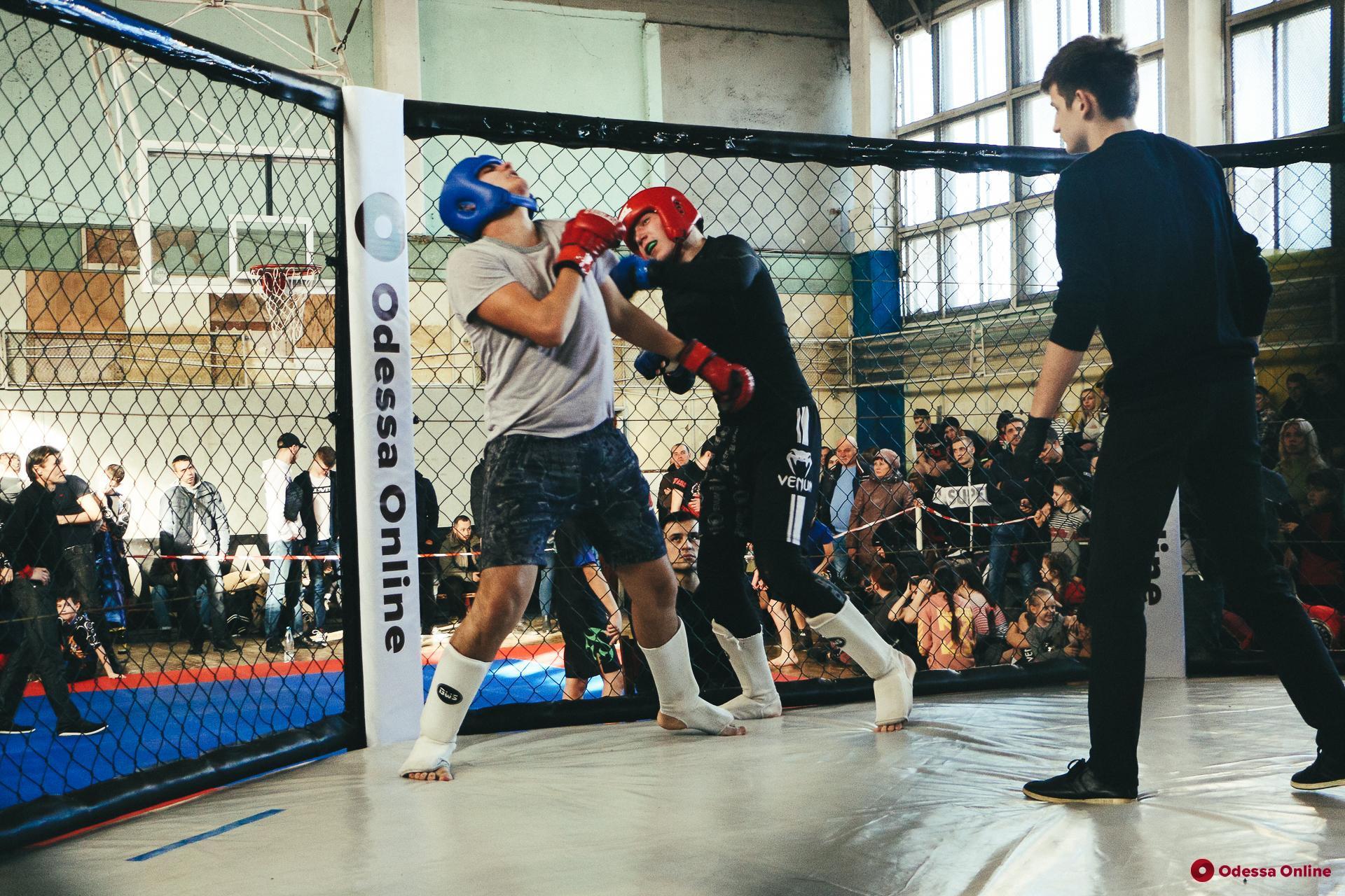 В Одессе пройдут областные турниры по ММА и «казацкому двобою»