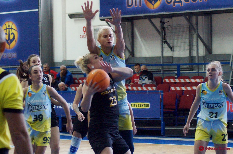 Одесские баскетболистки начали сезон с поражения с неприличным счетом