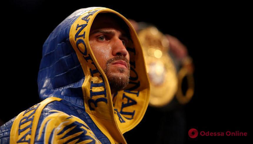 Бокс: Василий Ломаченко проиграл главный бой своей жизни американцу Лопесу