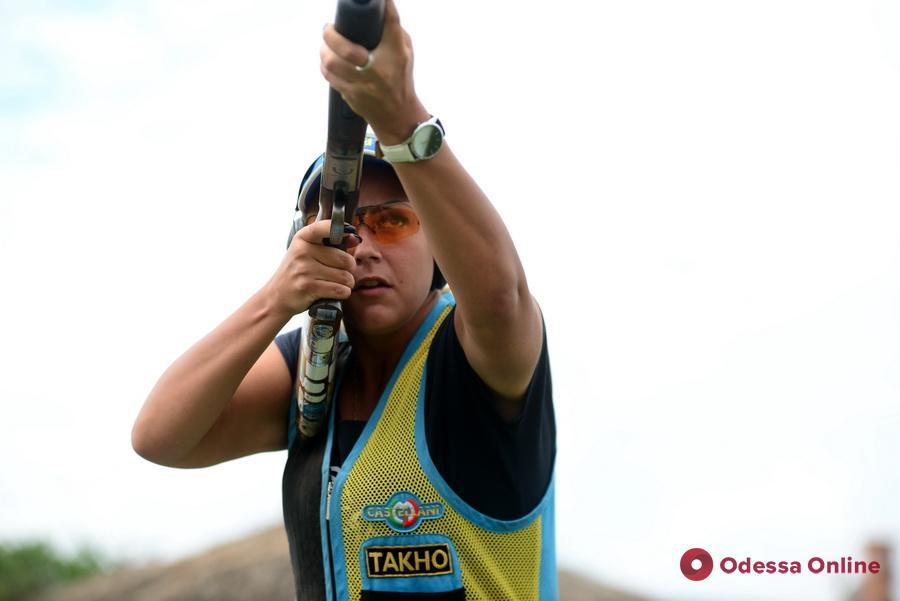Настреляли на медали: одесситы успешно выступили в Кубке Украины по стендовой стрельбе