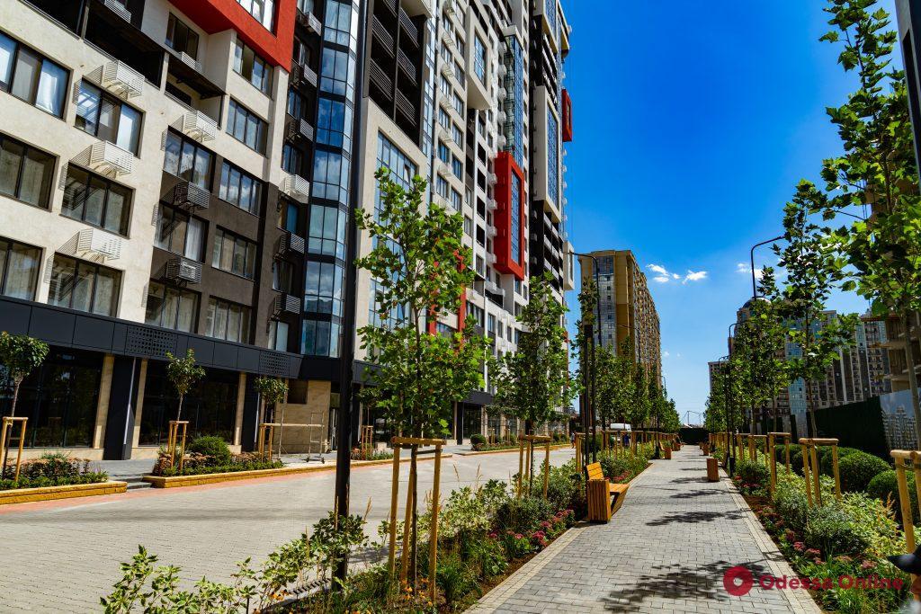 В микрорайоне «Таировские Сады» сдана в эксплуатацию еще одна очередь строительства