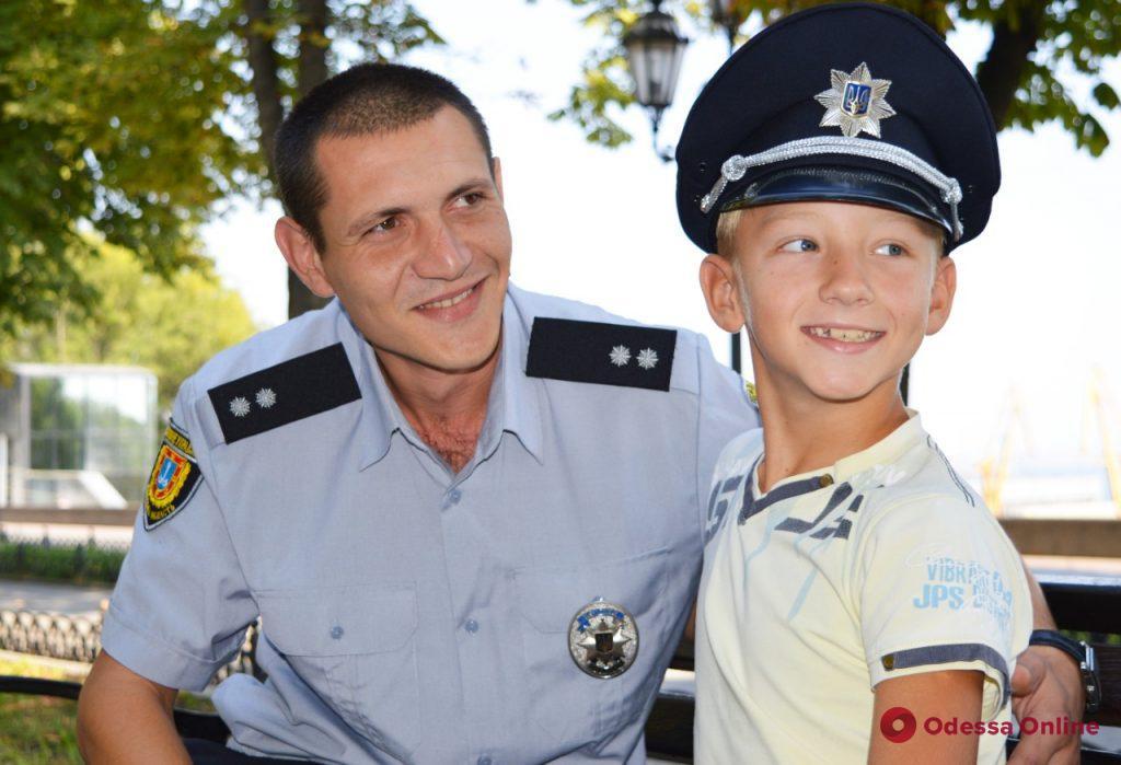 Полиция изнутри: ювеналы на страже нашего будущего