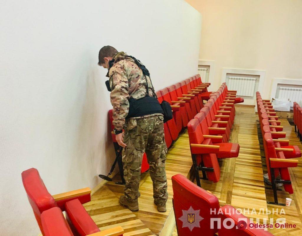 В Одессе «заминировали» Суворовскую райадминистрацию (обновлено)