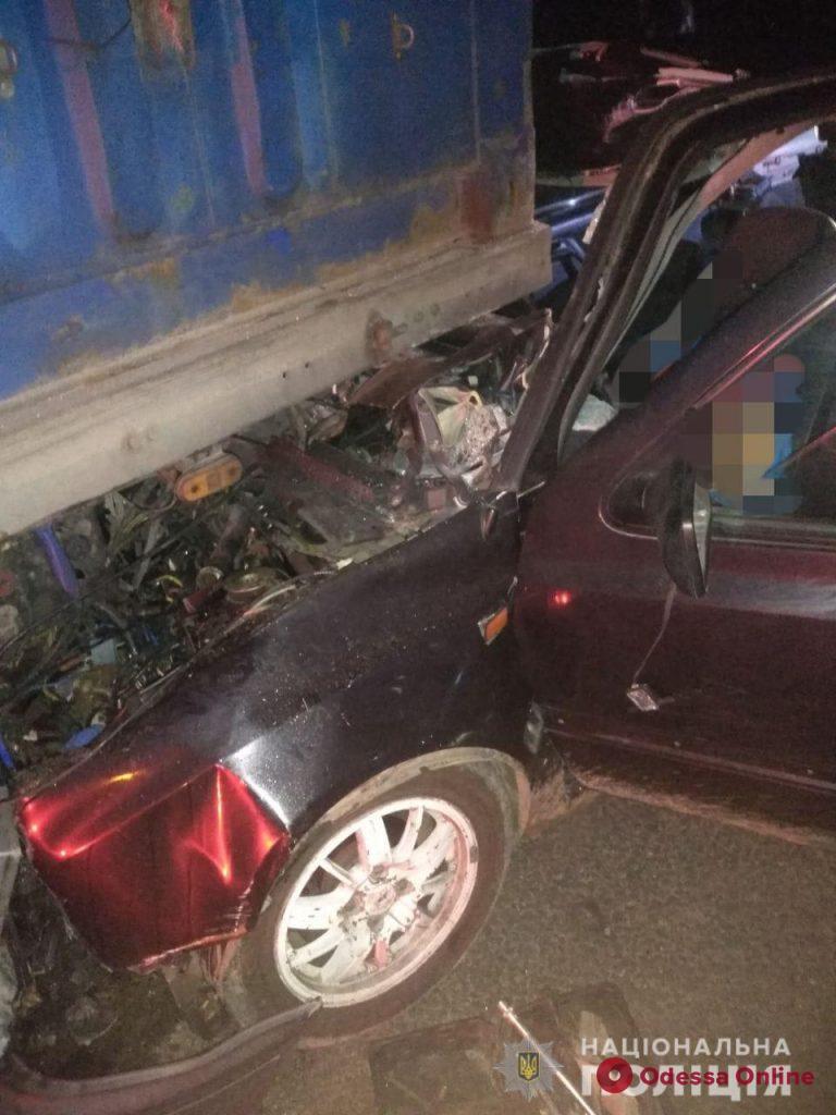 В Одесской области произошла смертельная авария (обновлено)