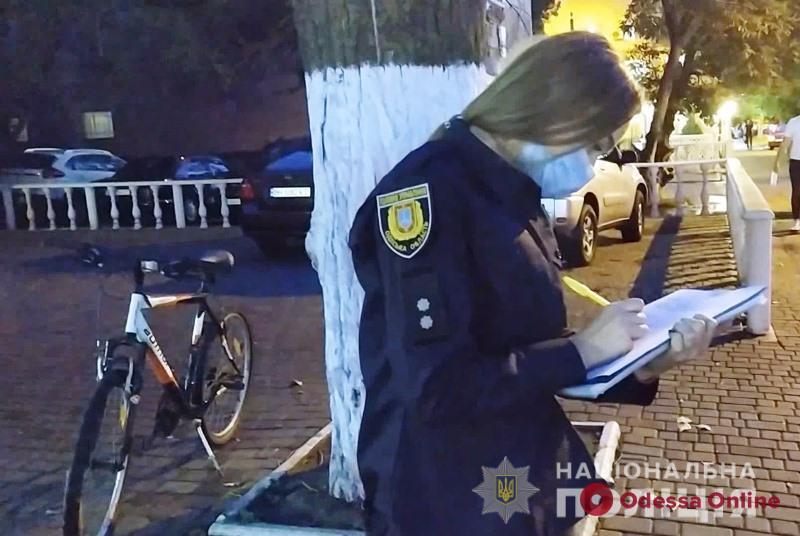 Одессит за день угнал четыре велосипеда