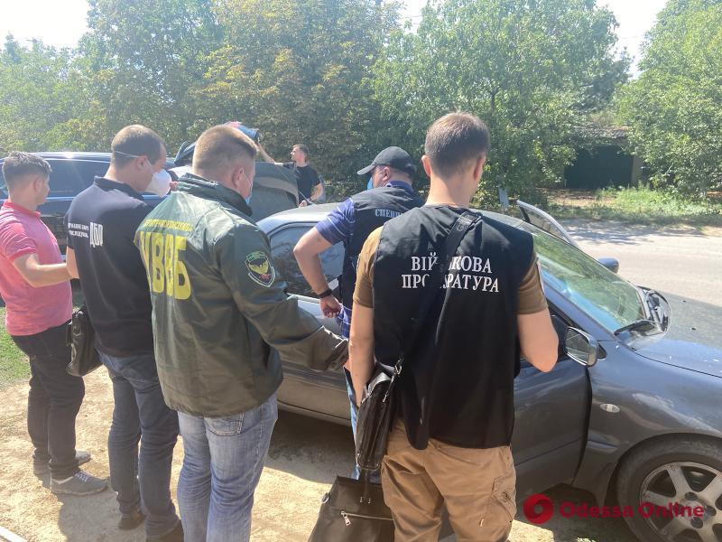 В Одесской области инспектор погранслужбы заплатит штраф за получение взятки