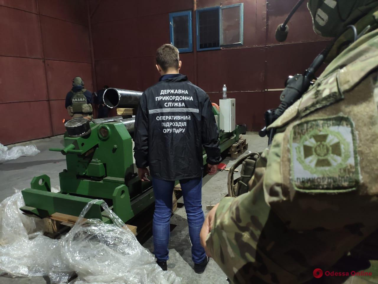 В Одессе задержали четырех граждан Израиля — у них обнаружили 120 килограммов кокаина (видео)