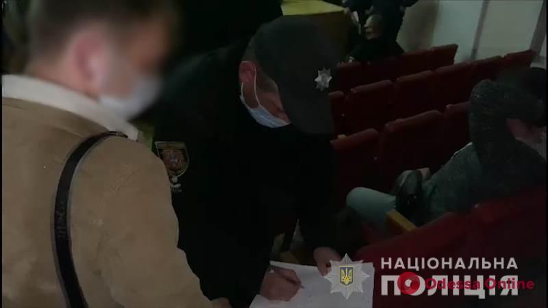 В Одессе полиция открыла два уголовных производства из-за беспорядков в Суворовской ТИК