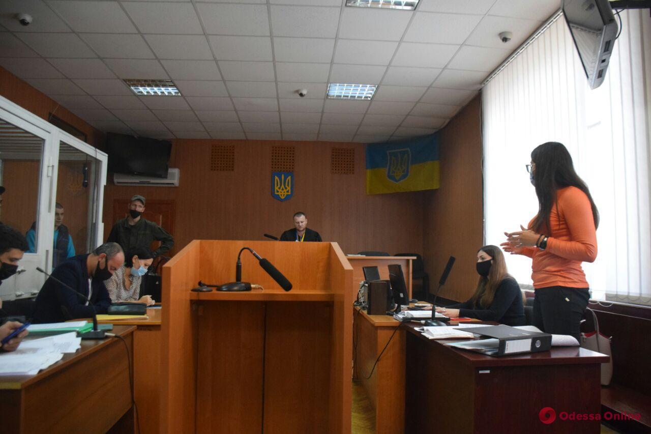 Бунт в одесской колонии: на суде один из фигурантов пожаловался на жестокое обращение в СИЗО