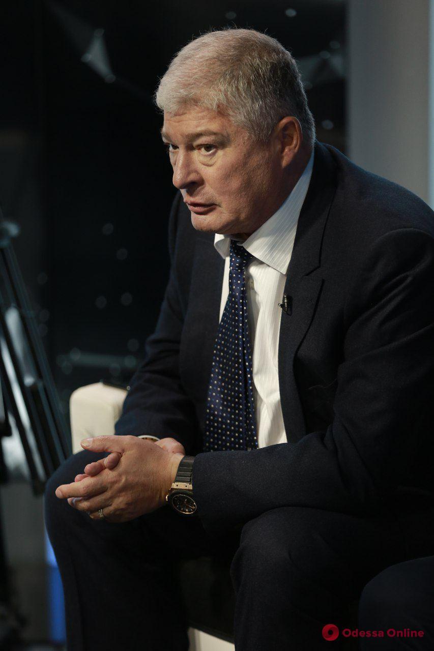 Евгений Червоненко рассказал, почему решил идти в мэры Одессы