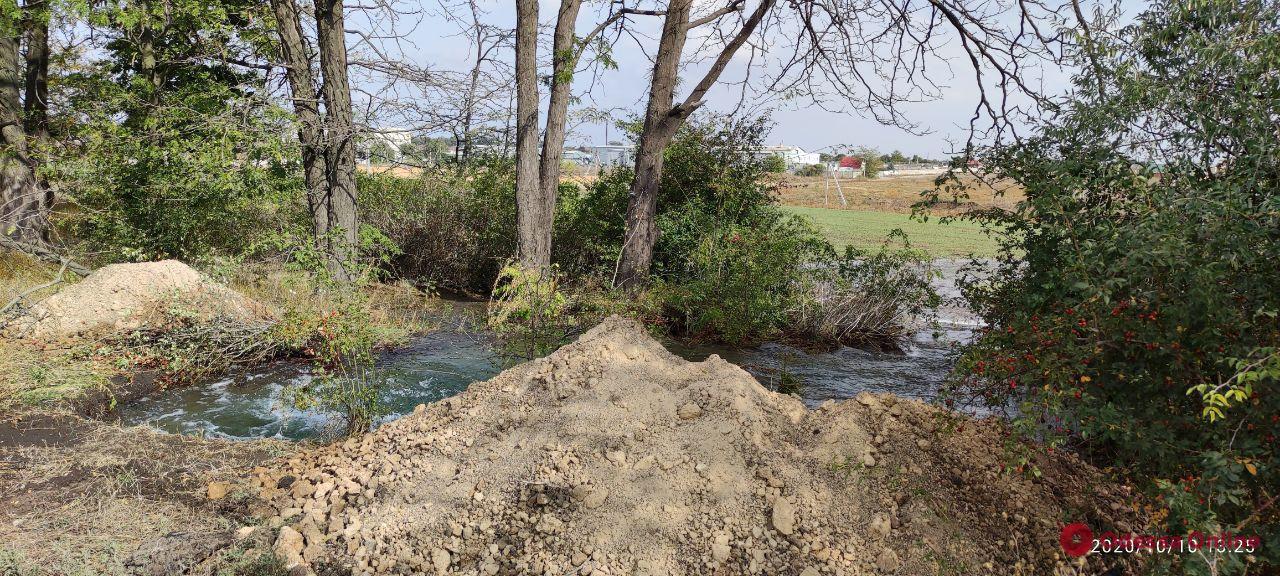 Охотники за металлом едва не оставили часть Одессы без воды
