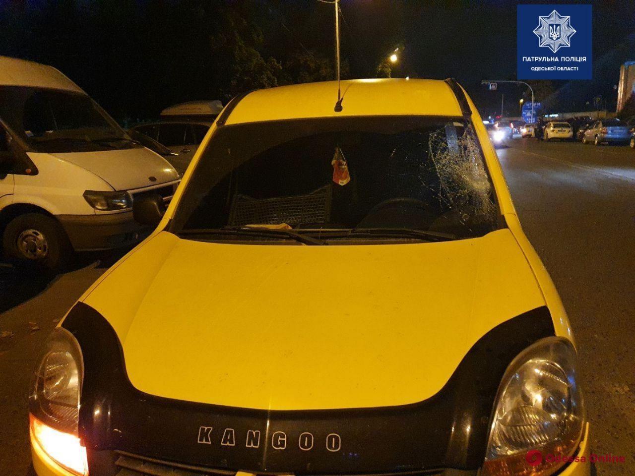 На Черемушках Renault Kangoo насмерть сбил пешехода (обновлено)