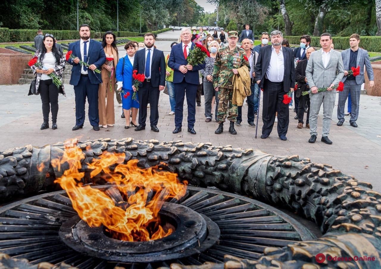Евгений Червоненко заявил, что Одесса навсегда останется городом-героем