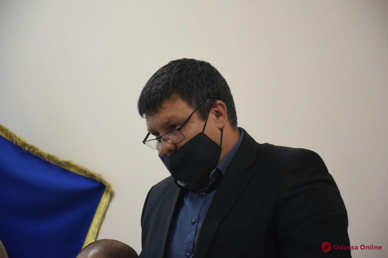 Дело Стерненко: обвиняемого допросили в одесском суде