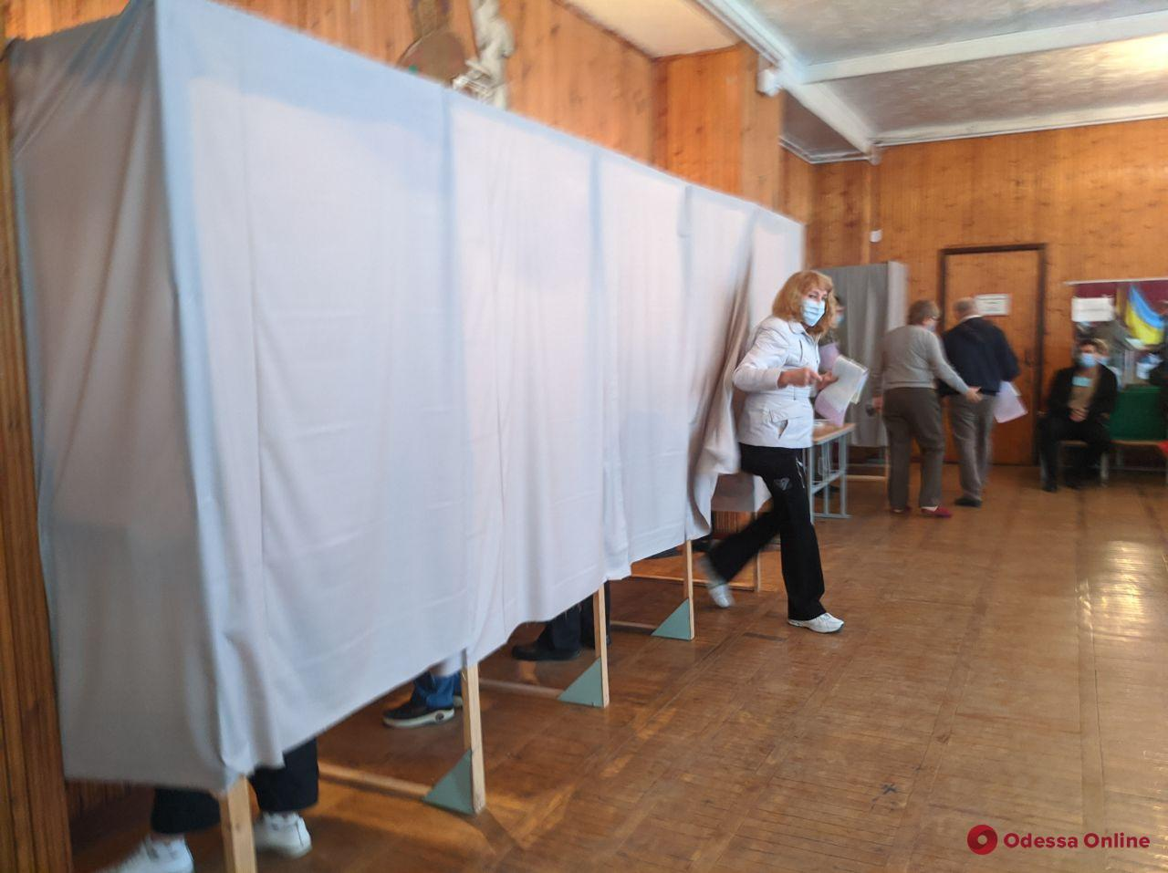 ЦИК сообщил данные по явке на местных выборах