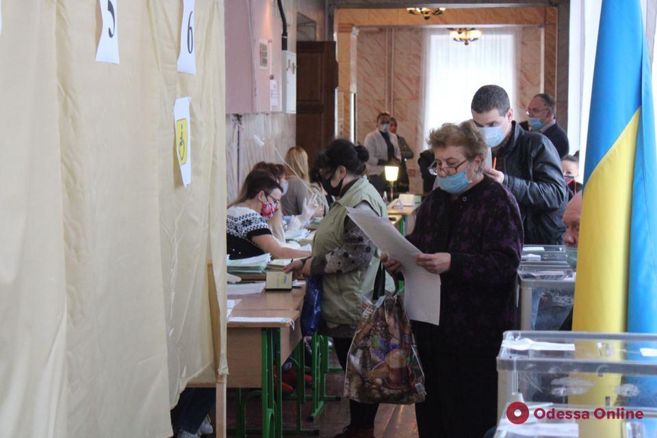 Одесская область: по факту нарушений на местных выборах открыто 84 уголовных производства