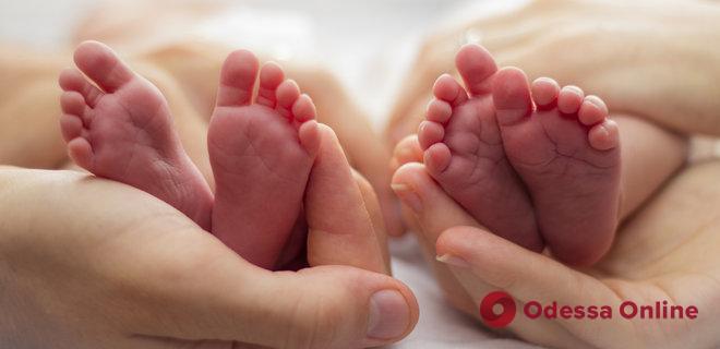 За первую неделю весны в Одессе родились 219 малышей