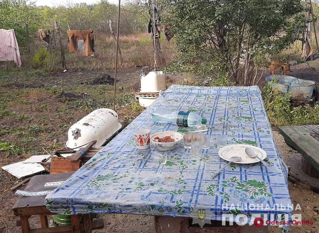 В Одесской области мужчина во время пьяной ссоры зарезал супругу