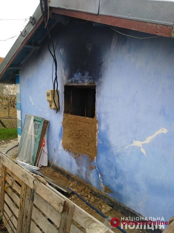 Одесская область: названа предварительная причина пожара, который унес жизни двух детей