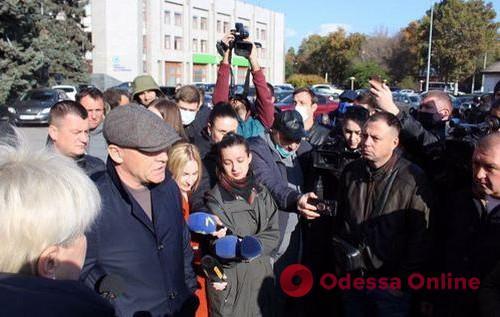 Труханов – единственный мэр, который стал на защиту малого и среднего бизнеса?