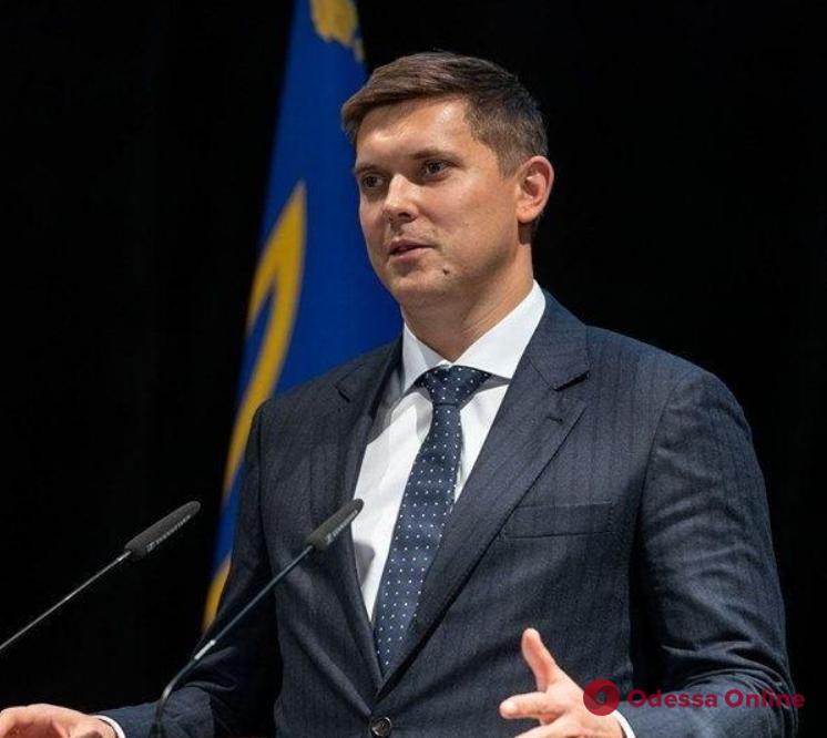 Зеленский подписал указ об увольнении губернатора Одесской области