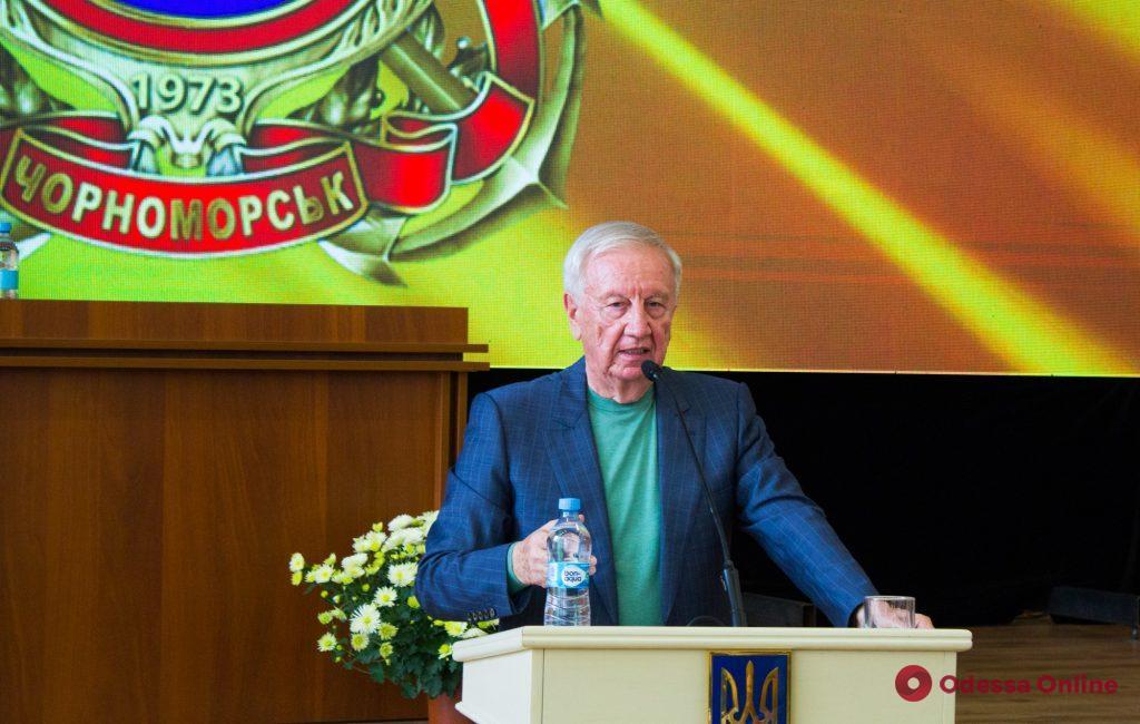 Хмельнюк сдал пост: Черноморск получил нового мэра