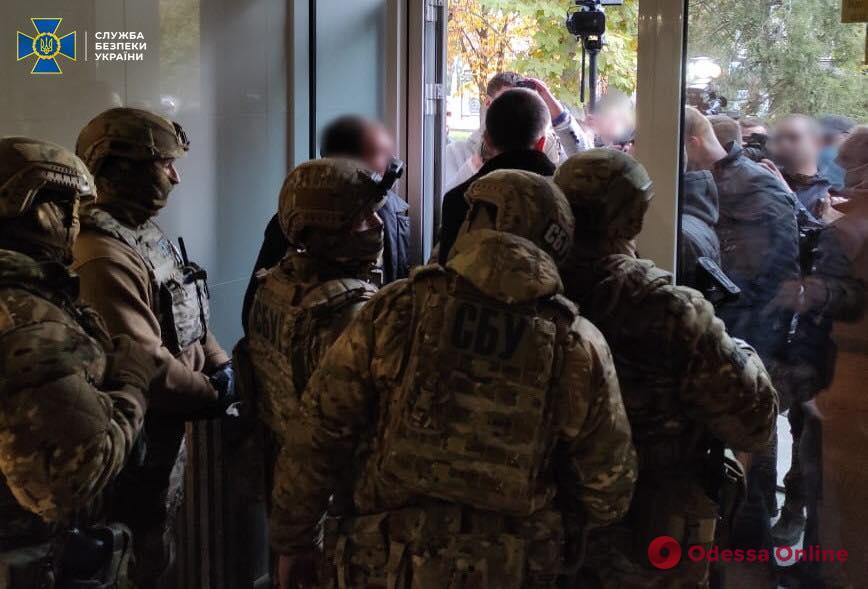 Обыски у соратника Скорика: СБУ предотвратила фальсификацию выборов мэра Одессы