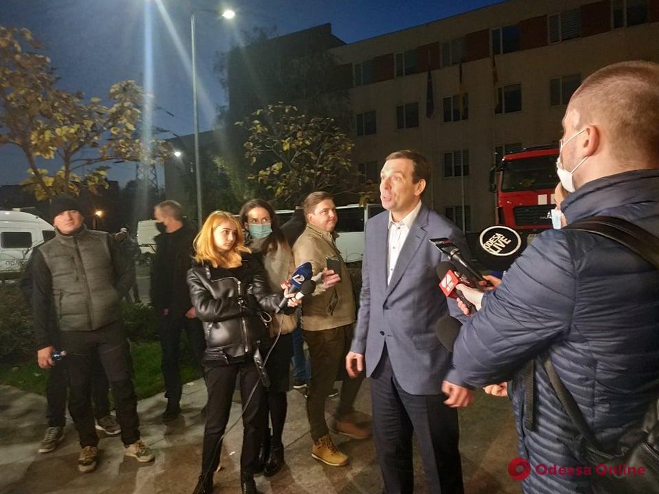 ОПЗЖ срывает выборы в Одессе