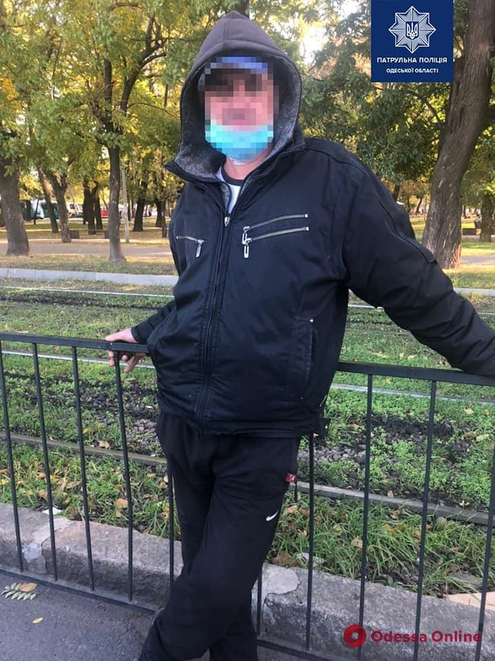 В Одессе полиция задержала автовора