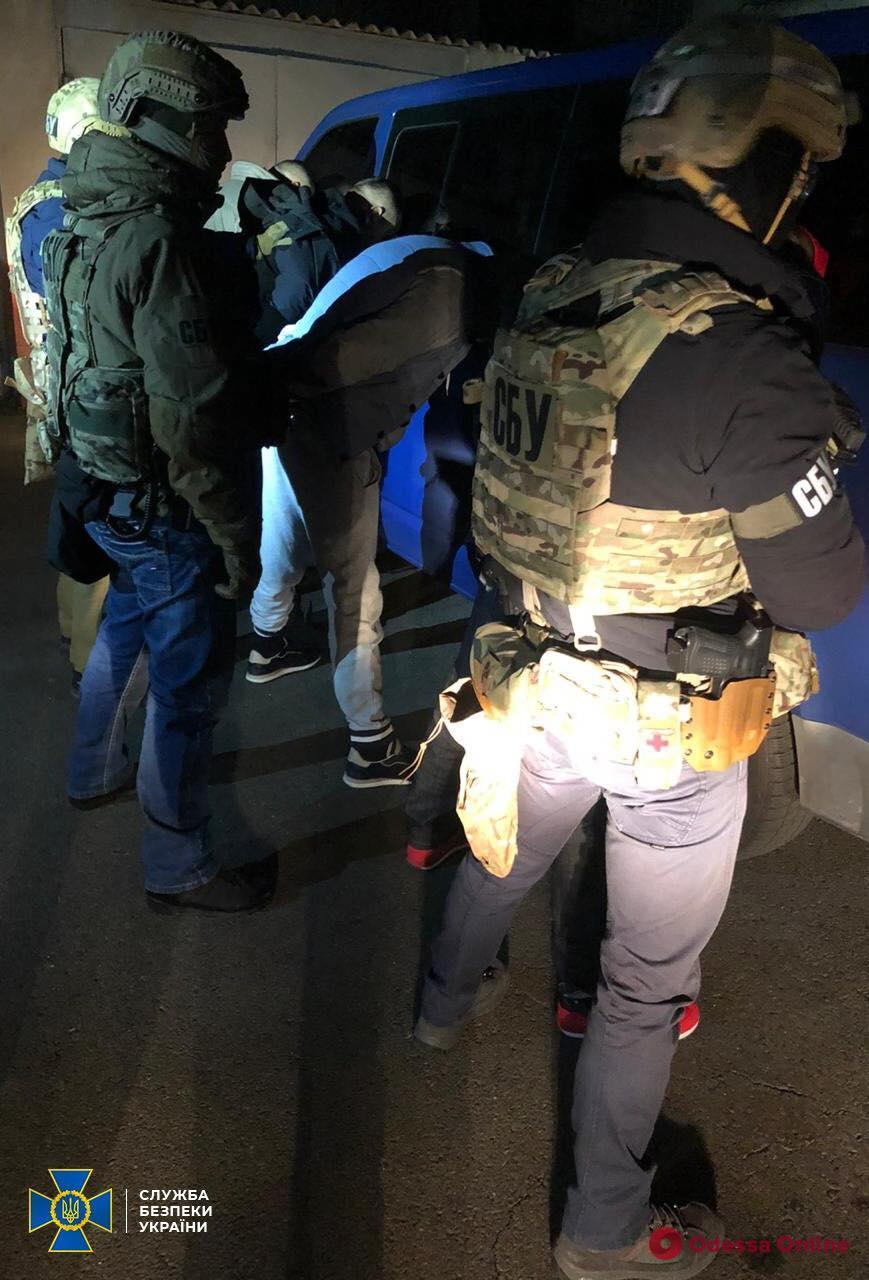 В центре Одессы задержали разыскиваемого Интерполом иностранца