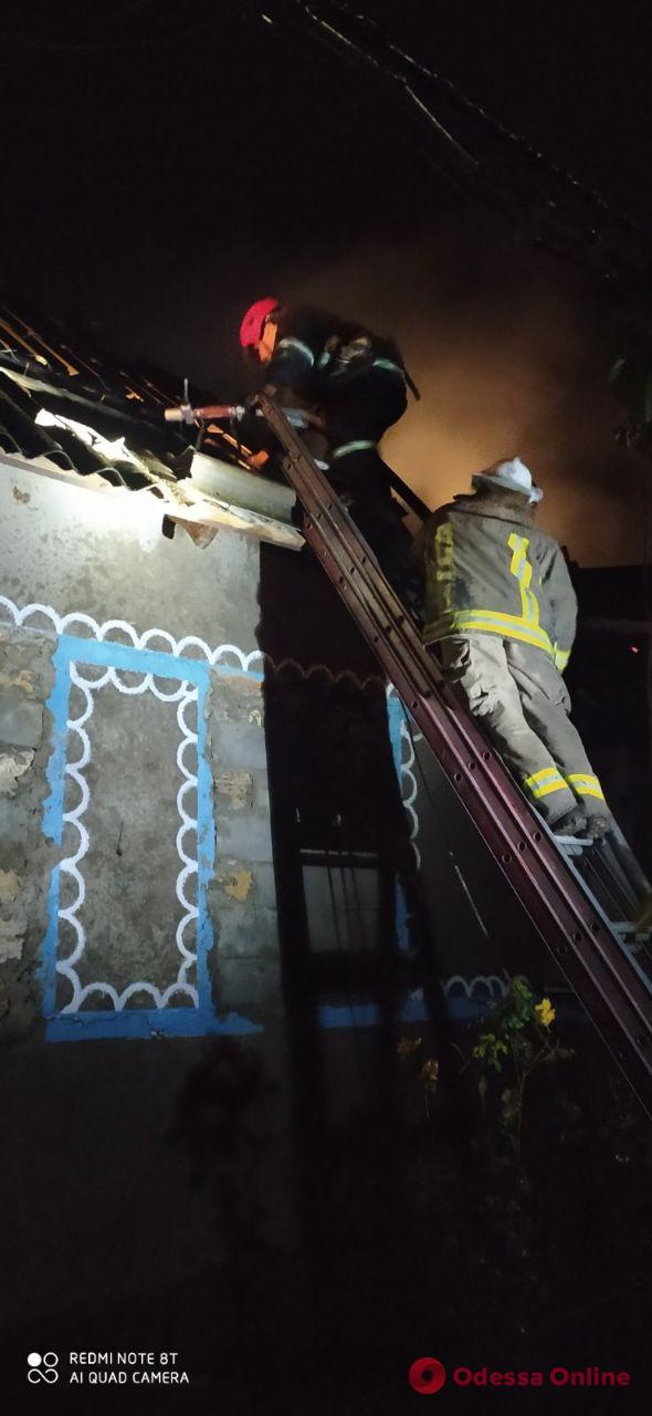 В Одесской области сгорел частный дом — погибла 42-летняя женщина