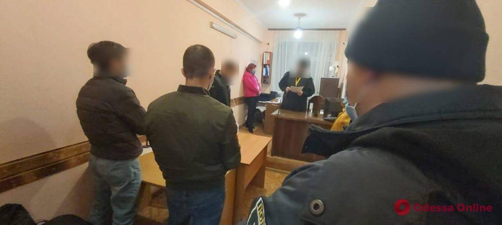 В Одесской области турка посадили в тюрьму за незаконную переправку людей через границу