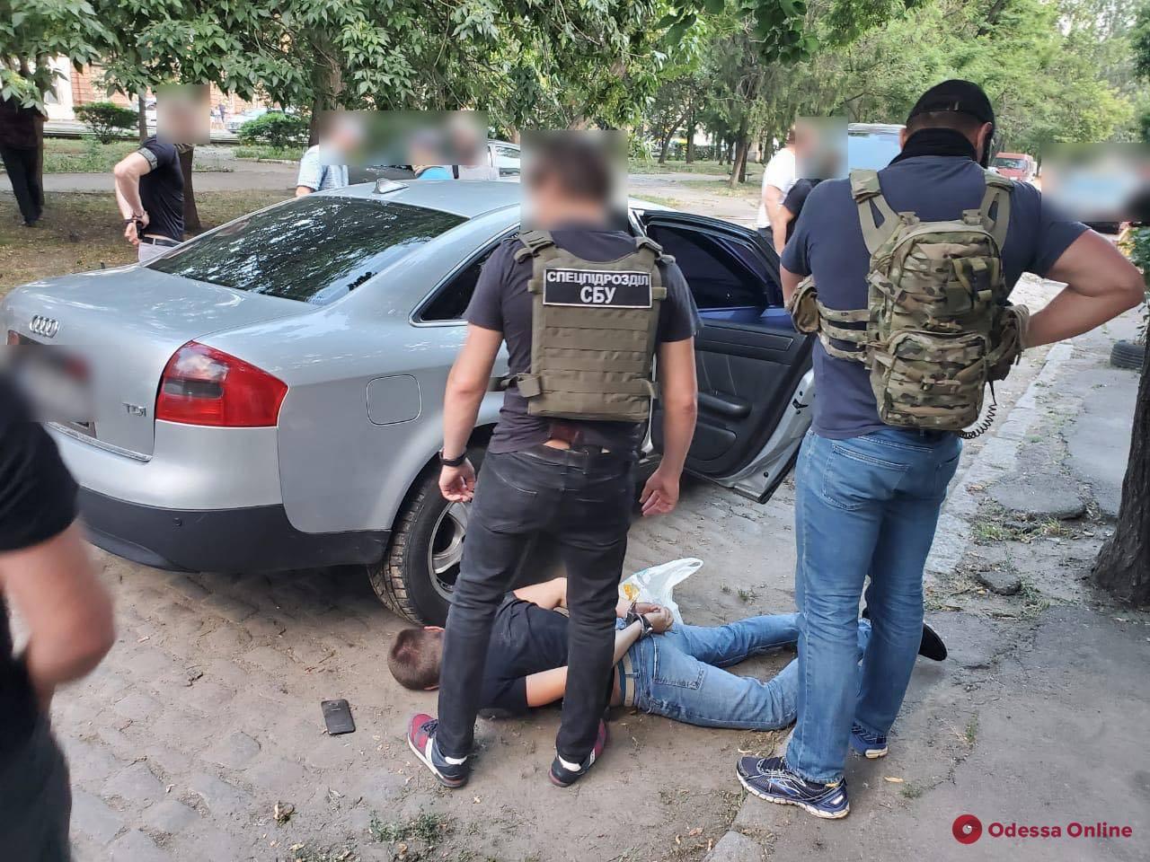 В Одессе объявили о подозрении группировке, которая похищала людей