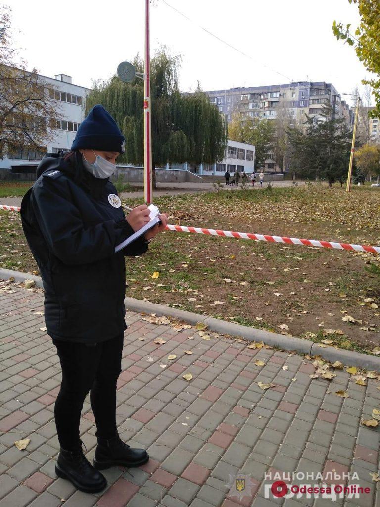В Одессе «заминировали» пять школ (обновлено)