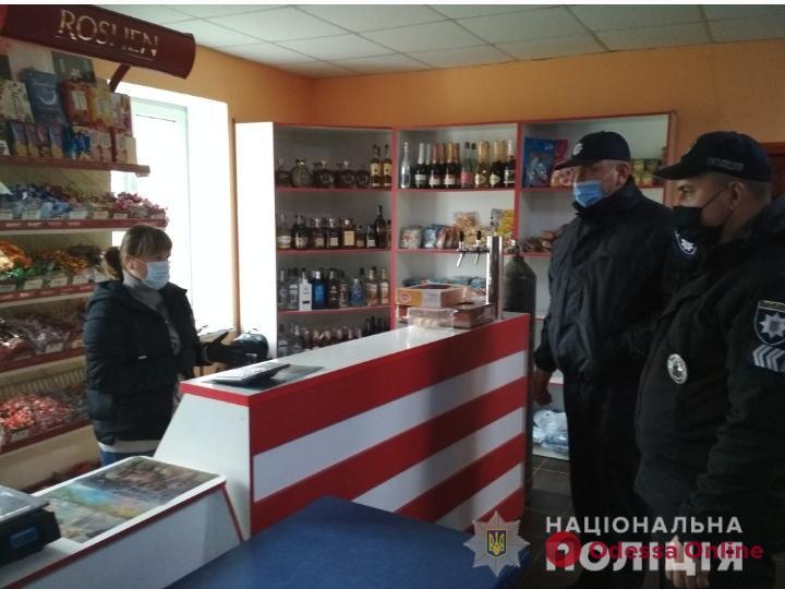 В Одесской области полицейские составили 307 протоколов и постановлений на нарушителей карантина «выходного дня»