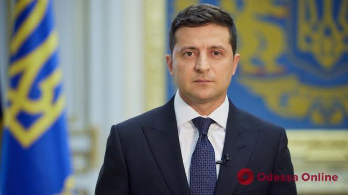 Зеленский предложил Путину встретиться «в любой точке украинского Донбасса, где идет война» (видео)