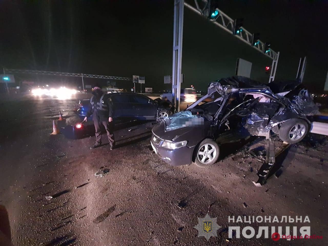 ДТП возле «7-го километра»: один из пострадавших скончался в больнице