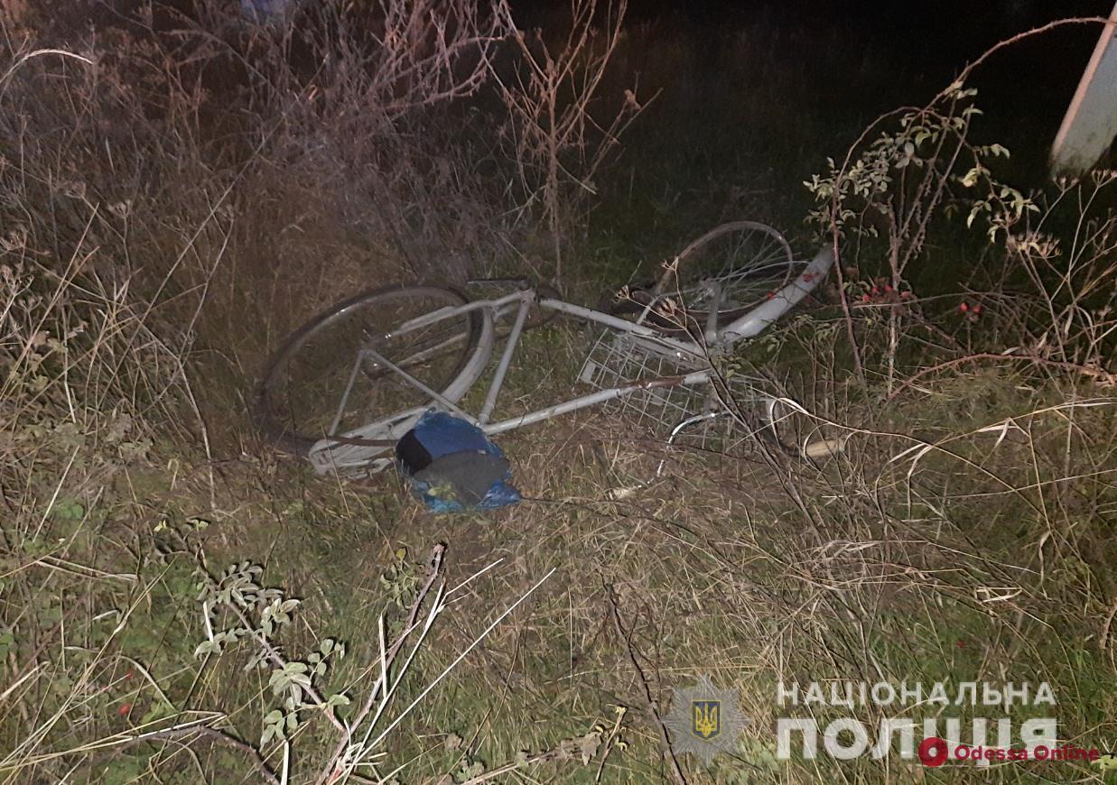 В Одесской области насмерть сбили пожилого велосипедиста