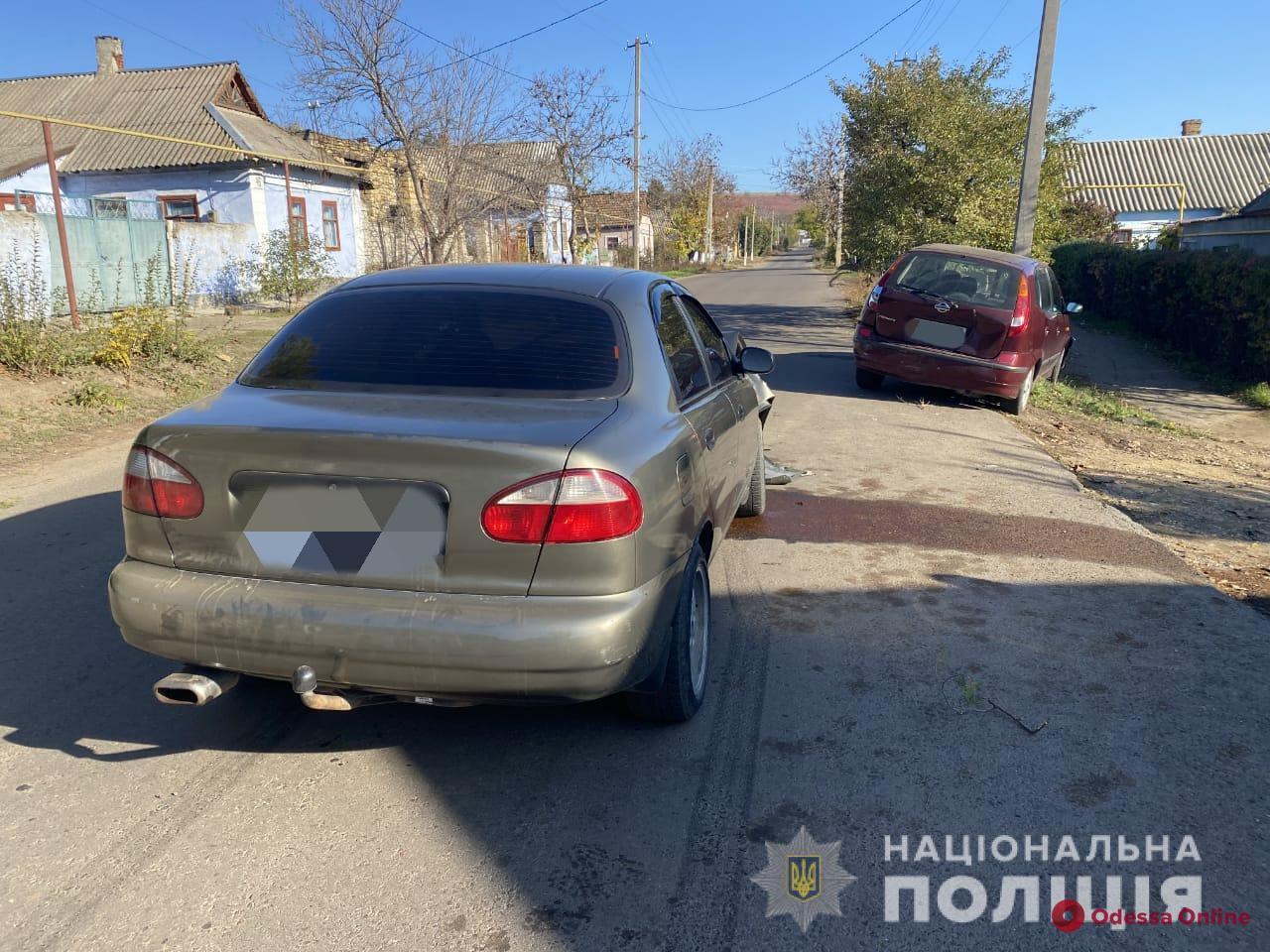 В Березовке в ДТП пострадала женщина