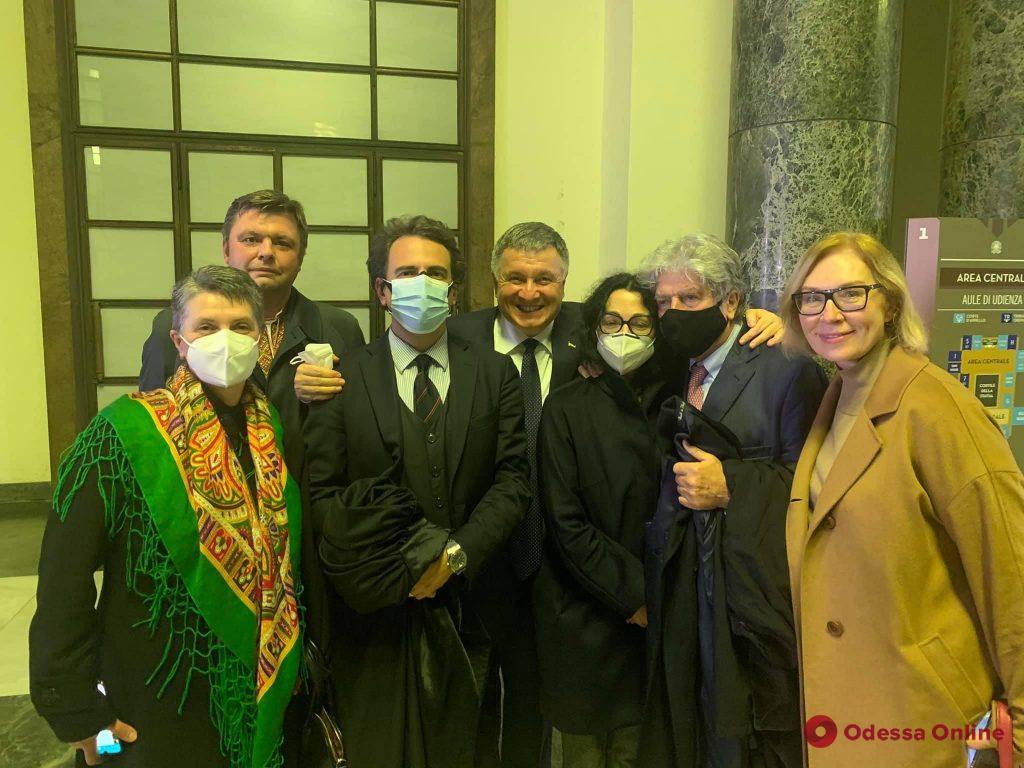 Миланский суд оправдал украинского военного Виталия Маркива