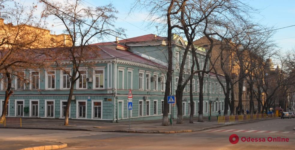 Одесса: учащихся Ришельевского лицея перевели на дистанционное обучение