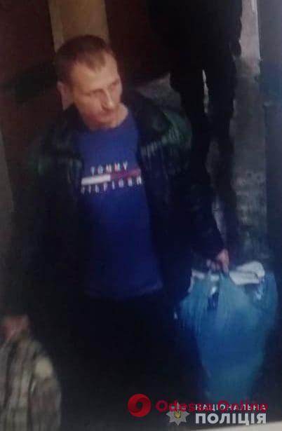 В Одессе разыскивают беглого заключенного (обновлено)