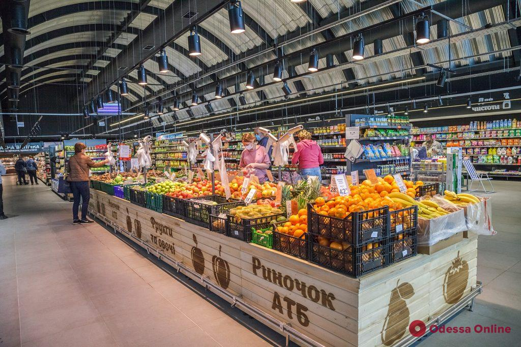 Расширение «АТБ»: в 2020 году открылось более сотни новых супермаркетов
